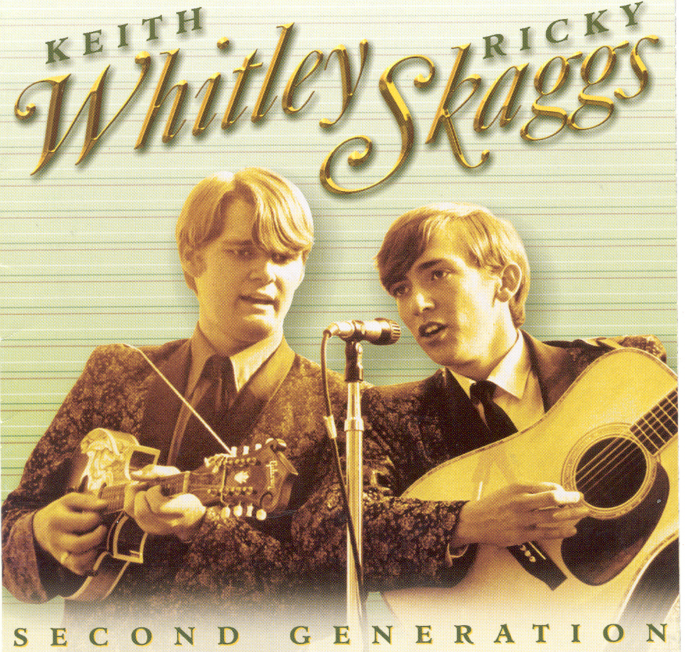 Second Generation Bluegrass (1990)